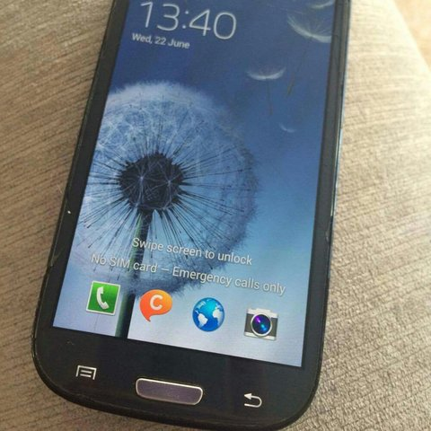 Fully Working Samsung Galaxy S3 – Lapsi