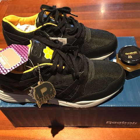 b8edc4f1243 Reebok Ventilator x SNS   New with original box   condition - Depop