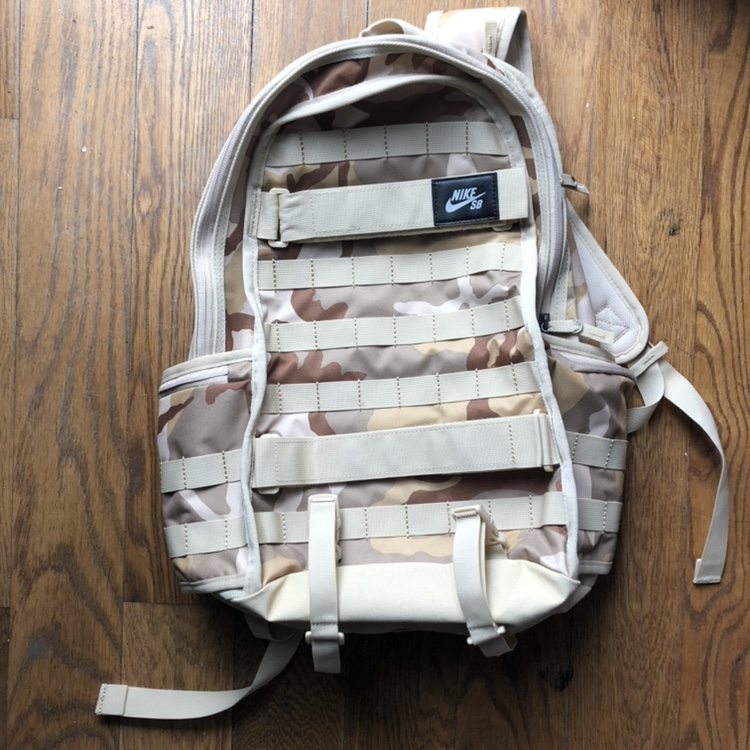 popular stores fantastic savings free delivery NIKE SB RPM DESERT CAMO BACKPACK (brand new) This... - Depop