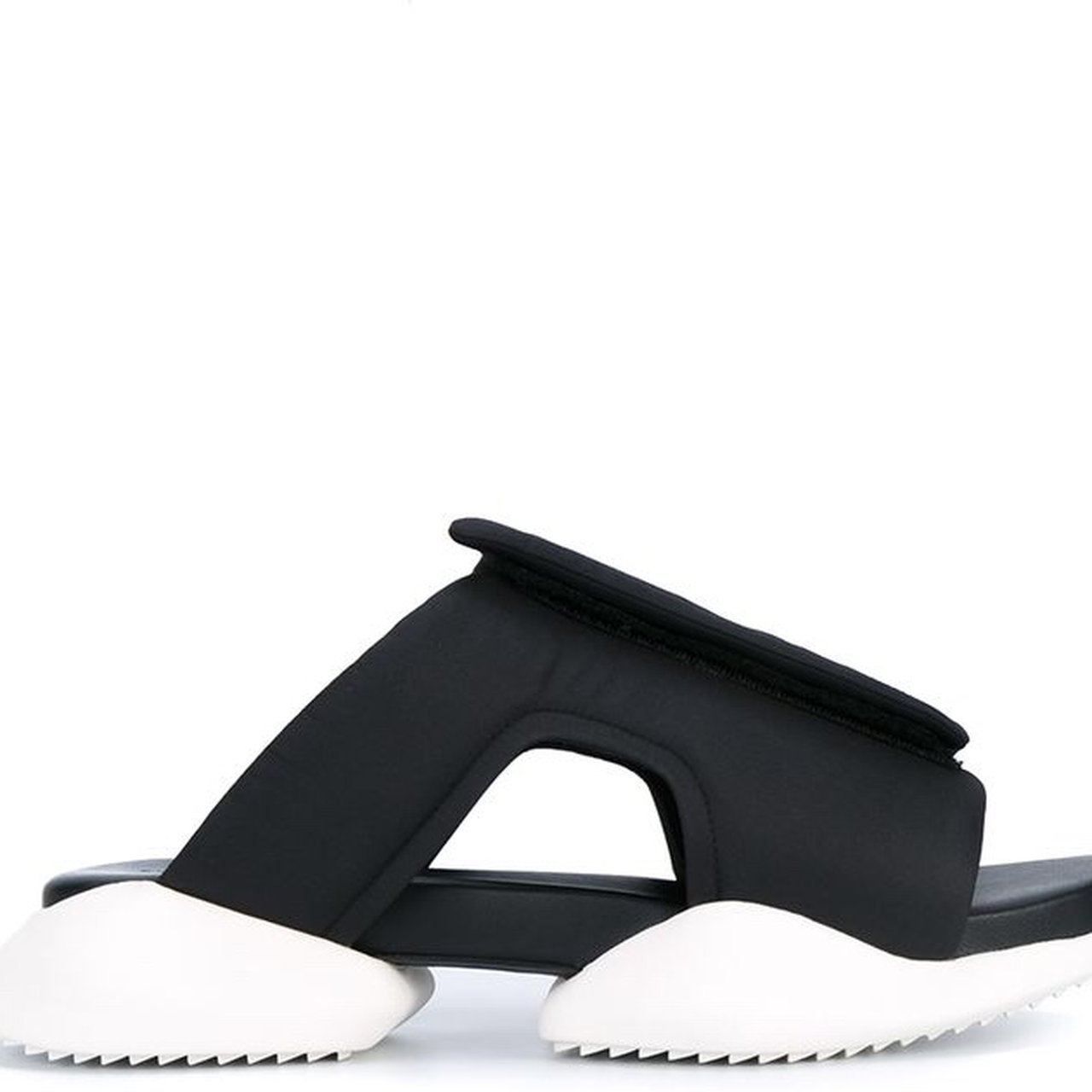 Rick Owens x Adidas clog sandals. Retailed for  650 and sold - Depop 04aed8c33c