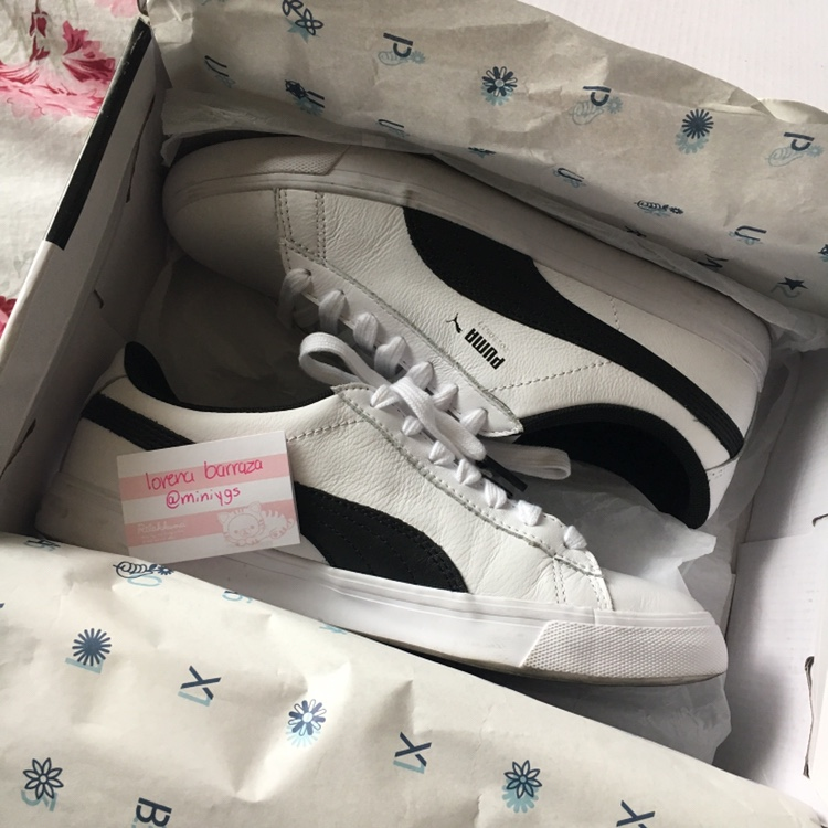 purchase cheap ad41c f6bd8 puma x bts courtstar shoes these are a little big... - Depop