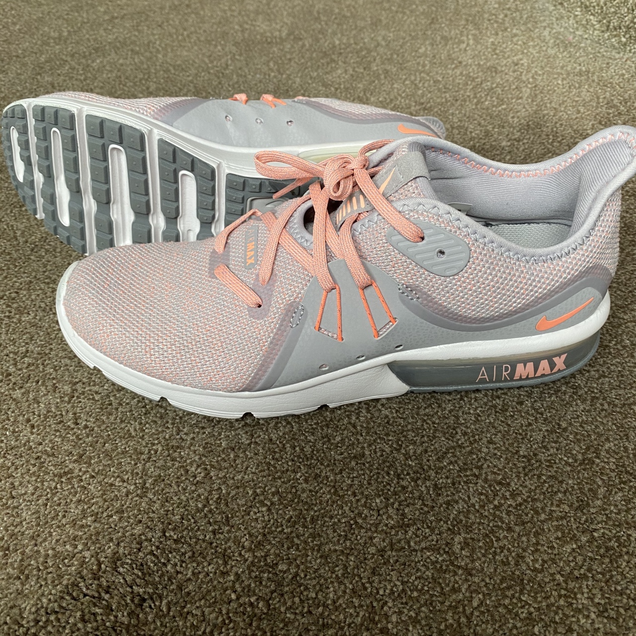 Nike Air Max Super comfy trainers and