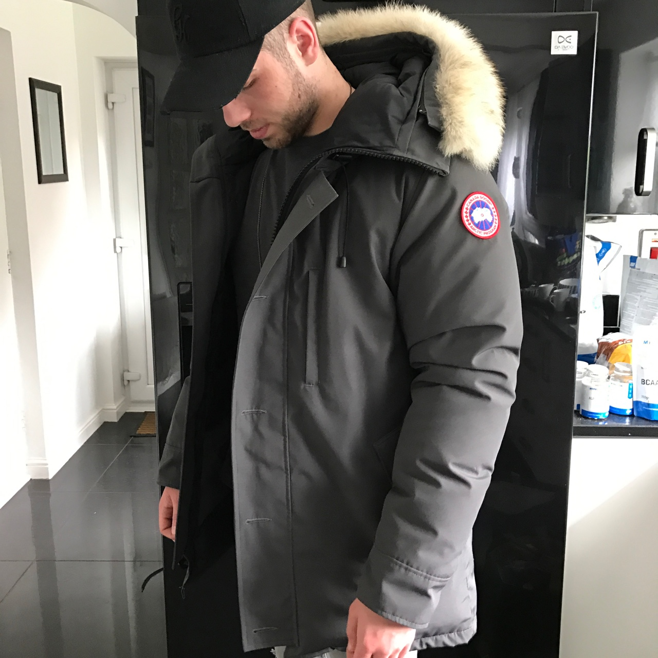 Canada Goose chateau coat. Open to sensible offers, Depop