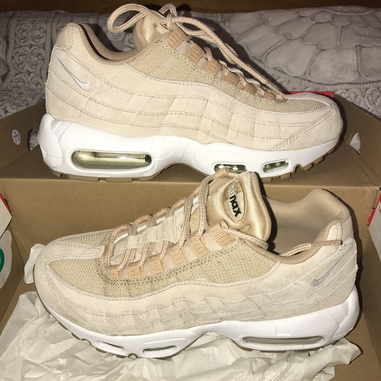finest selection 7979e f437b Womens Nike Air Max 95 SD Size... - Depop