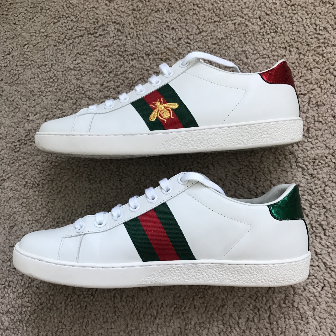 Gucci Ace Sneakers - perfect condition