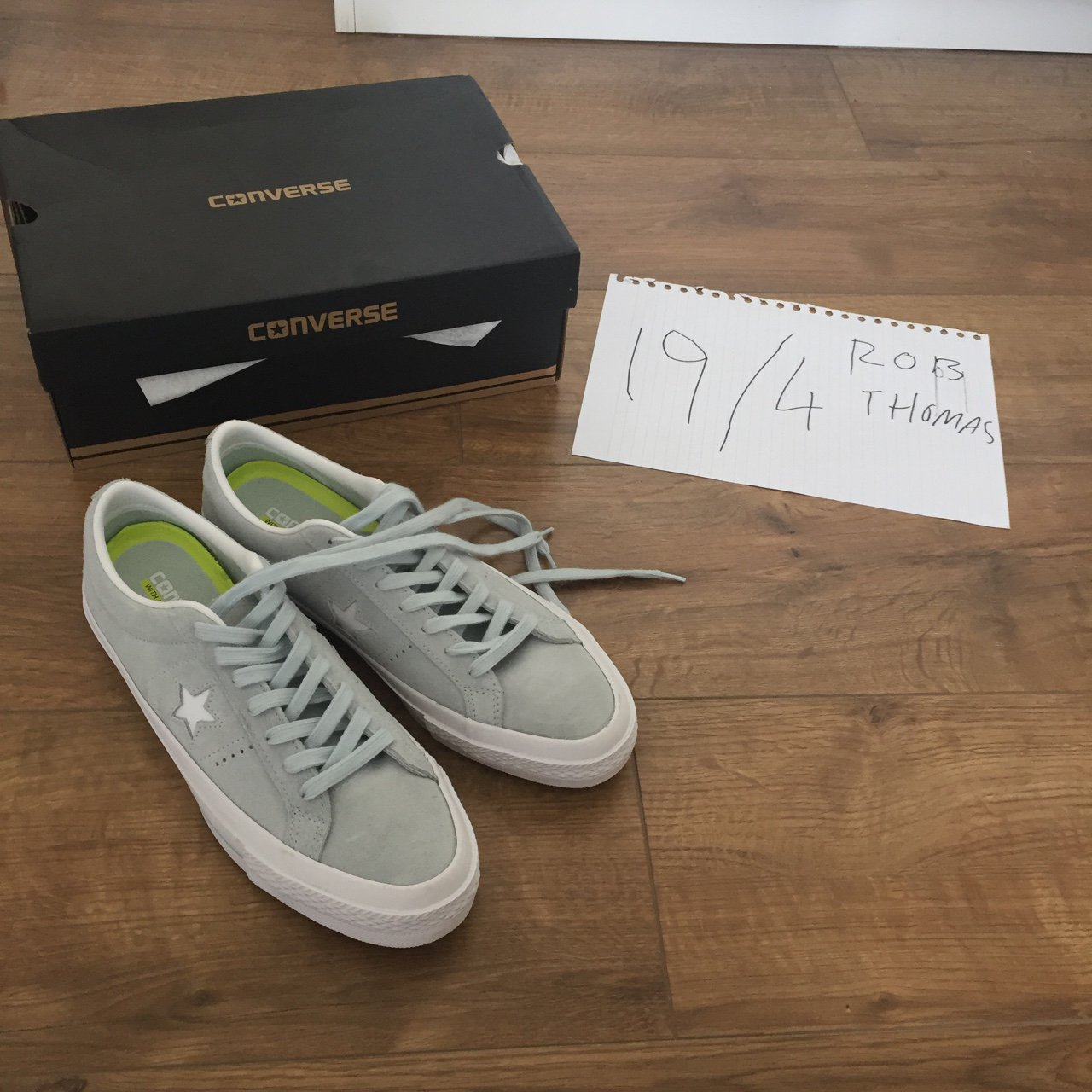 converse one star size 8 brand new with box ACCEPTING OFFERS - Depop 9df16950c7524