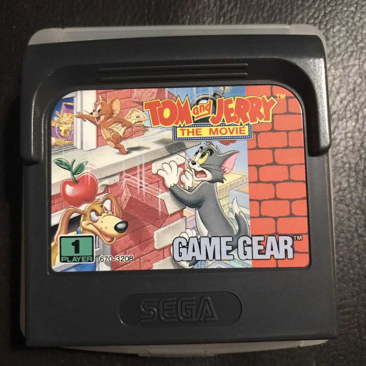 Tom and Jerry The Movie Sega Game Gear Video... - Depop
