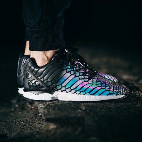 05f0d8c375960 Selling sold out Xeno Flux Adidas shoes in a six 6.5. Still - Depop