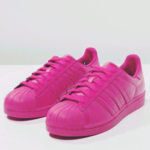 adidas supercolor rose fluo
