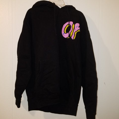 cf3760f26f24 Official Odd Future discontinued hoodie Great condition