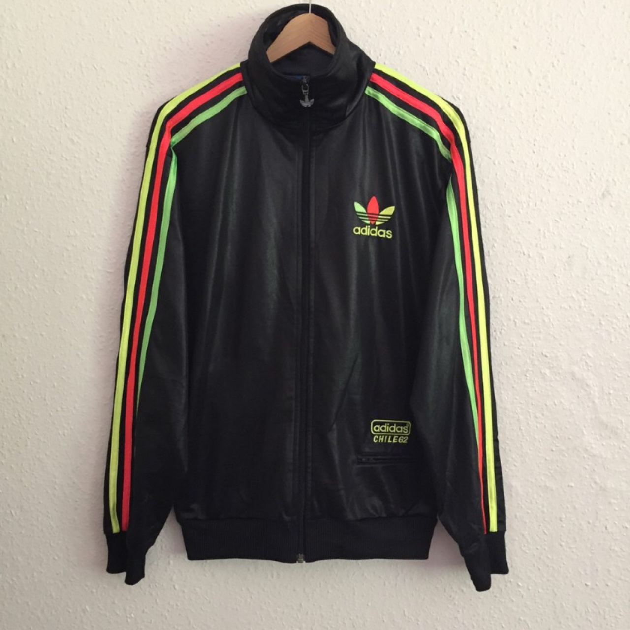 adidas chile 62 tracksuit top