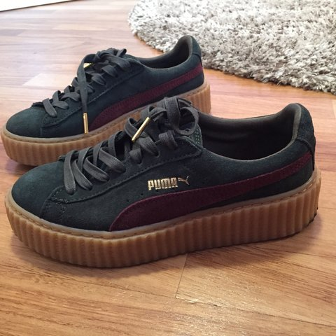 come calzano le puma creeper
