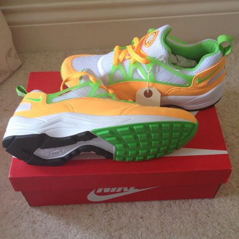 promo code 5fa71 d986d  raker89. 4 years ago. Essex, United Kingdom. Nike Air Huarache Light, Atomic  Mango  Action Green ...