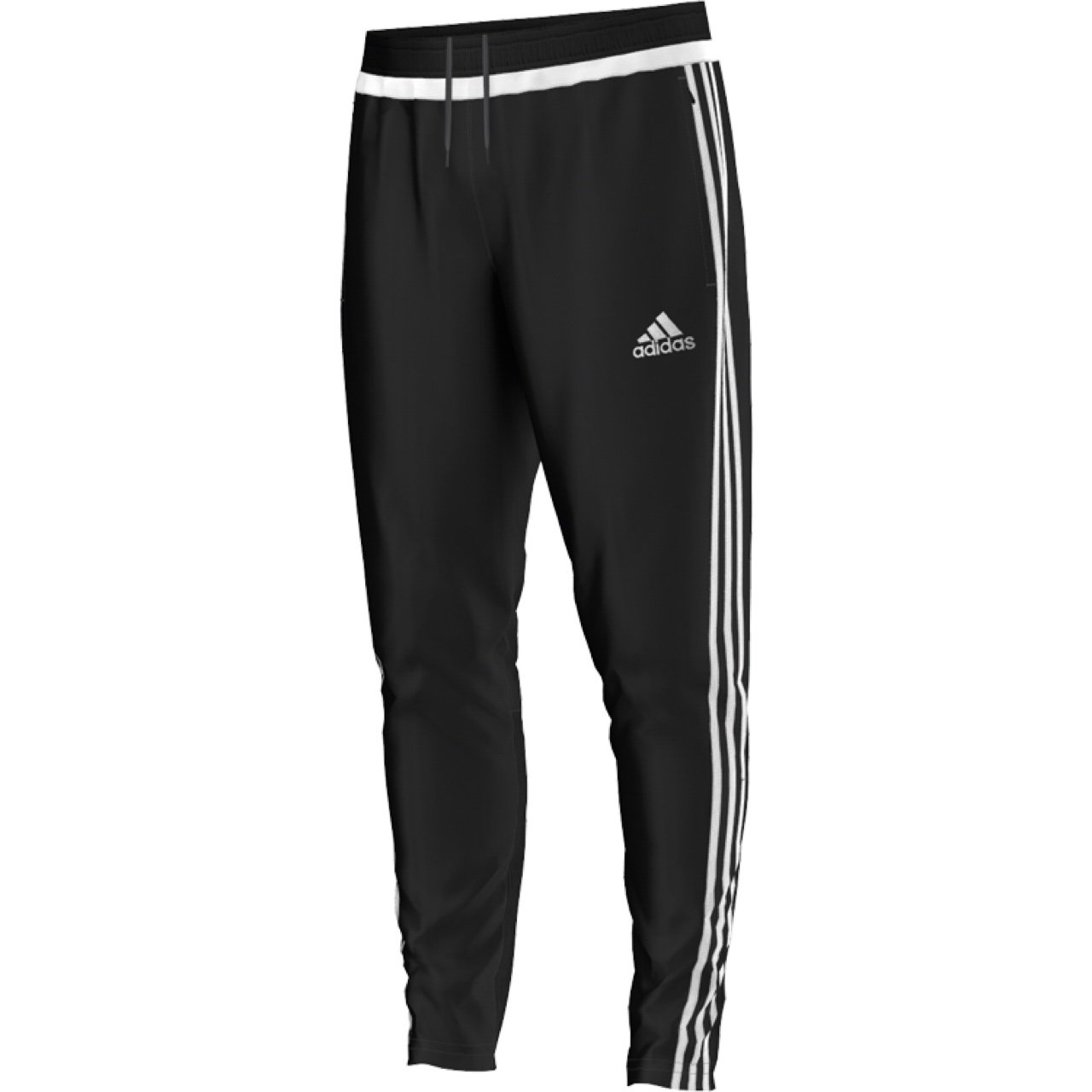 ae048ddde4a8 Adidas Tiro 15 training pants joggers tracksuit bottoms in - Depop