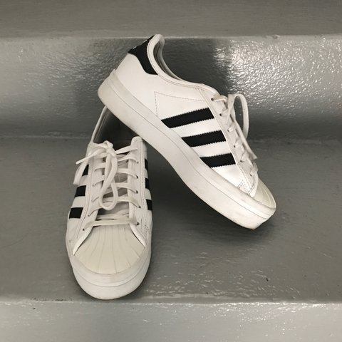 new product a2a39 66af0 Vendo Adidas superstar rize usate- 0