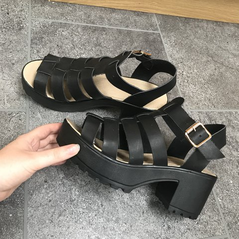 Fisherman cleated sandals Bought from