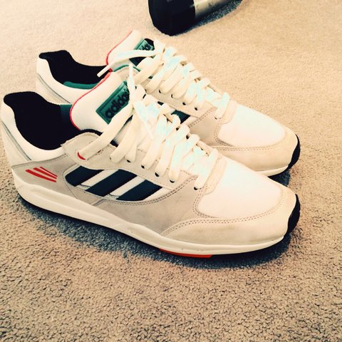 the latest bf007 af8fd Adidas super tech trainers, few- 0