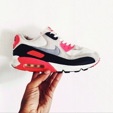 official photos 11175 e6707  giziellima. 3 years ago. Birmingham, West Midlands, UK. Nike Air Max 90 OG Infrared  Size 6 ...