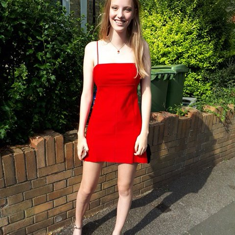 fd4eb9cc393 Urban outfitters Audrey red dress ❤ 🌹. Only worn once to so - Depop