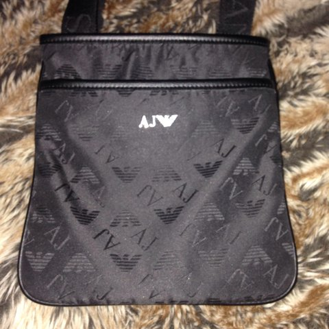 This is a genuine men s armani man bag suitable for men and - Depop 3f392f031d0cd