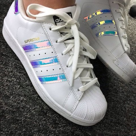 Shopping - adidas superstar iridescent trainers - OFF 68 ...