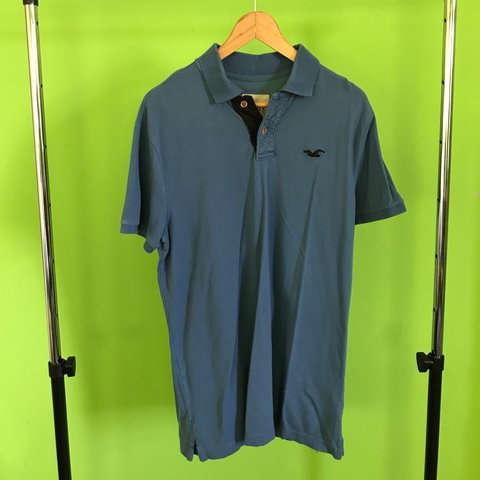 0841e4bc @max_nevins. 2 years ago. Southport, United Kingdom. Hollister men's Polo  Shirt - Immaculate Condition - Size: M ...