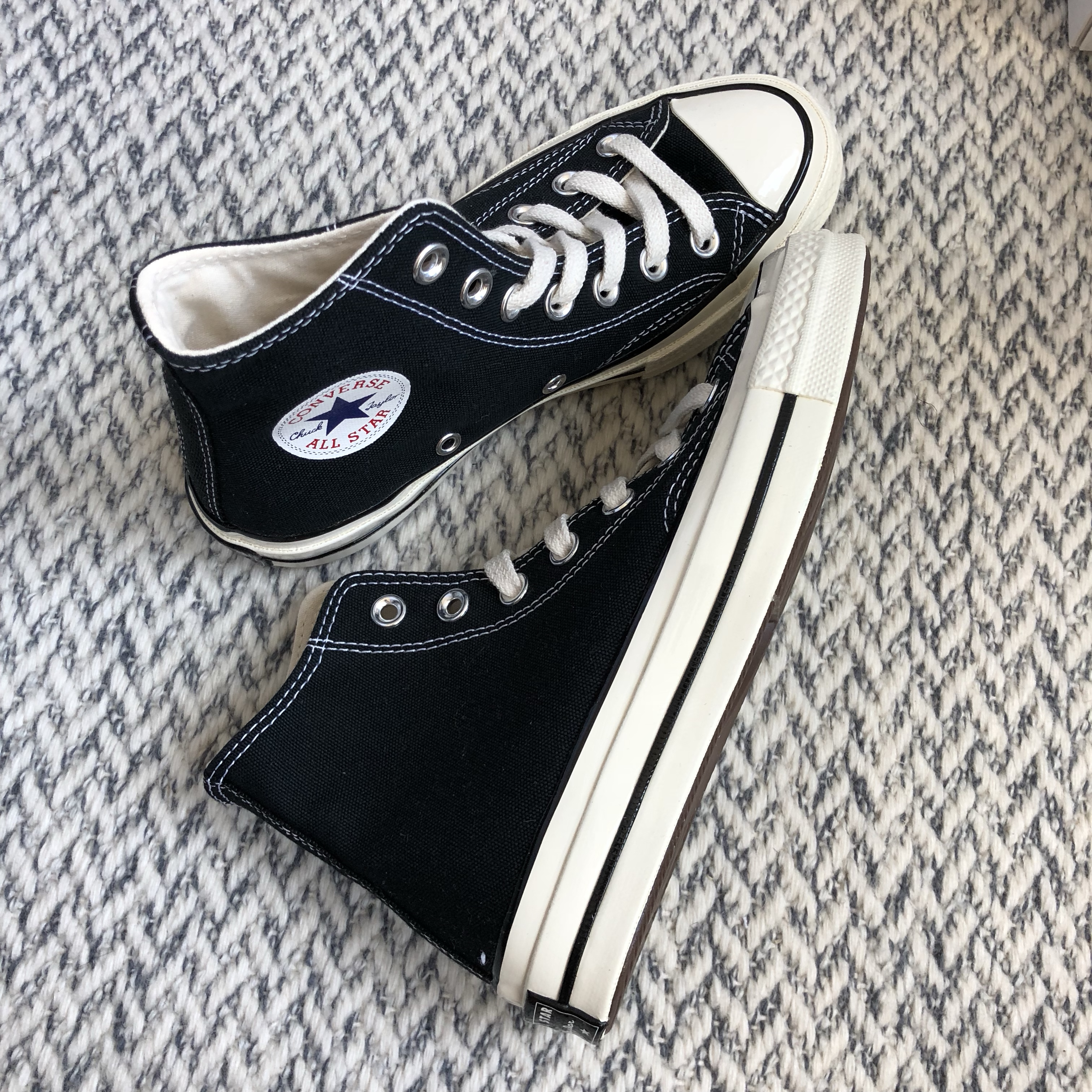 Converse Chuck Taylor All Star Canvas Sneakers Depop