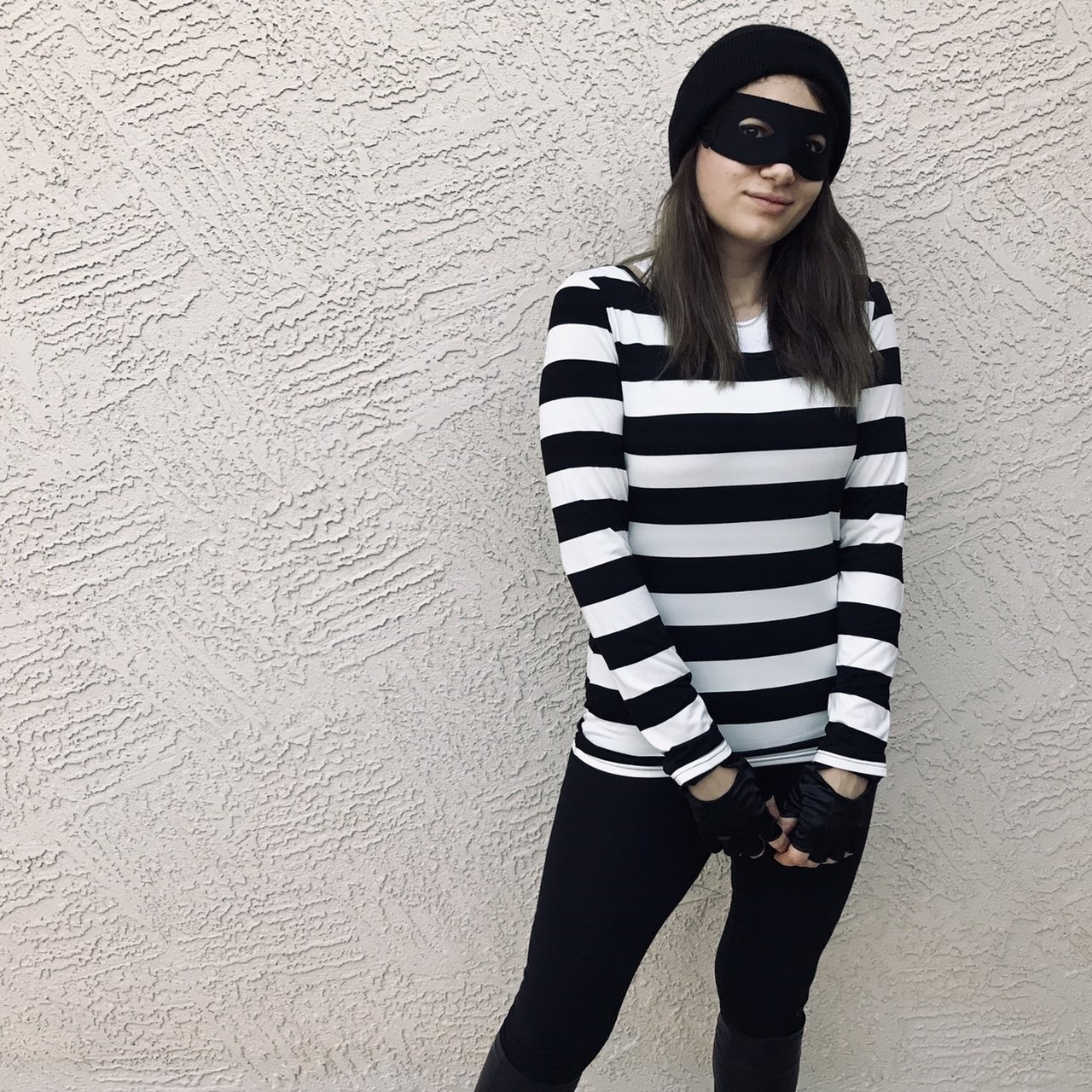 9f65ae369 @supersauce. 5 months ago. Tempe, United States. Women's long sleeve black  and white striped shirt. Size medium.