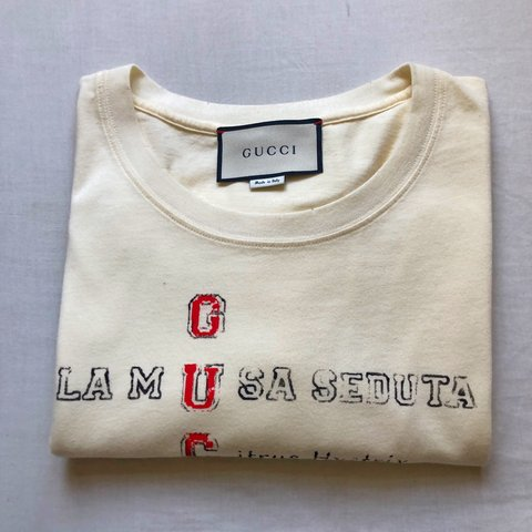 fc74a11d Gucci (Guccification) T shirt in XL. *New* #Guccitee #Gucci - Depop