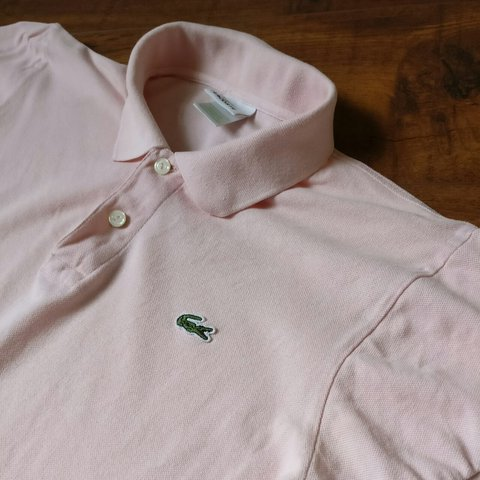 8dc94eb41f0801  mcilroyliam. 9 months ago. United Kingdom. Men s vintage light pink  lacoste polo shirt