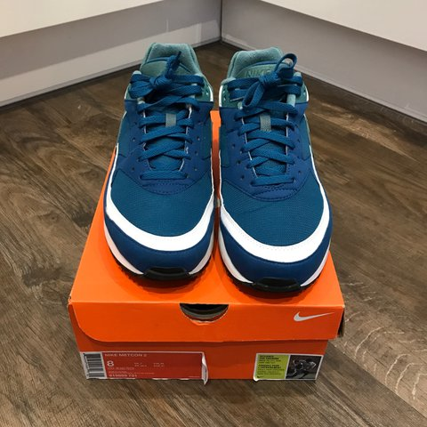 save off 15d28 e44b0 ... wholesale for sale nike air max bw og marina blue. worn a couple of  depop