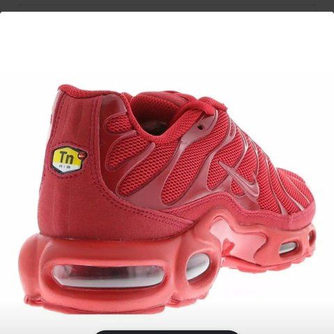a73472bcda @janeyjane123. 2 months ago. Whitefield, GB. Nike air Max tns triple red, size  7 ...