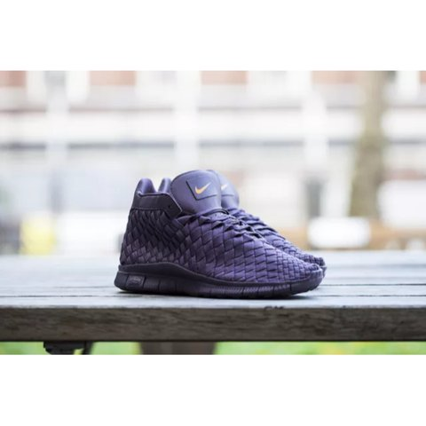 new concept b4e7f dc8a1  brettaaah. 4 years ago. Leicester, UK. Nike Free Inneva woven mid ...