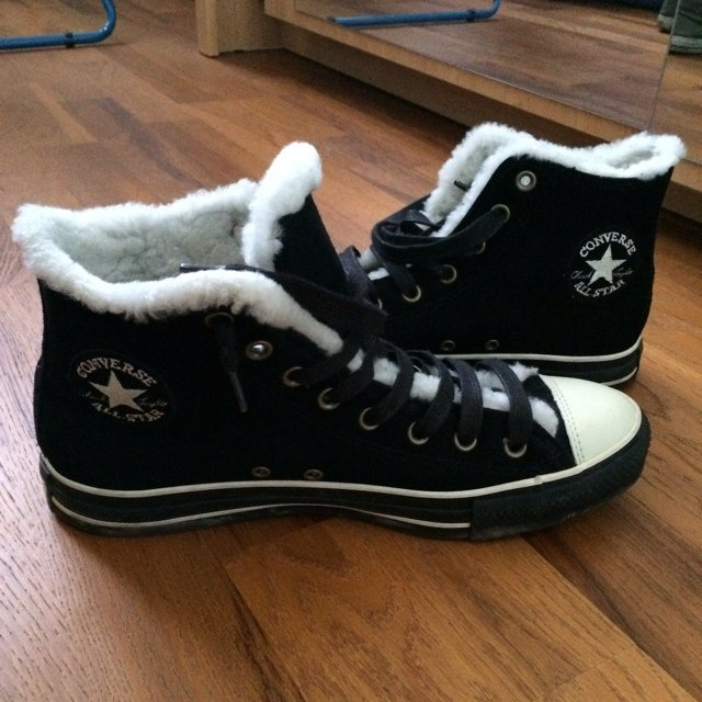 converse all star invernali donna