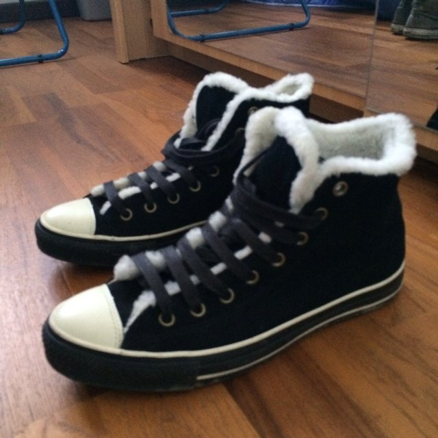 all star converse invernali