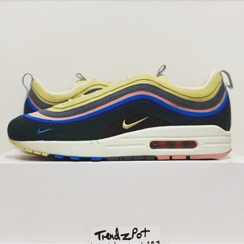 buy online 7e45e dc361 @ldn_ghost. last year. London, Greater London, United Kingdom. Nike Air Max  97/1 Sean Wotherspoon