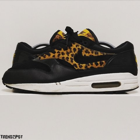 quality design 70c9b de489 @ldn_ghost. 5 months ago. London, Greater London, United Kingdom. Nike Air  Max 1 x Atmos