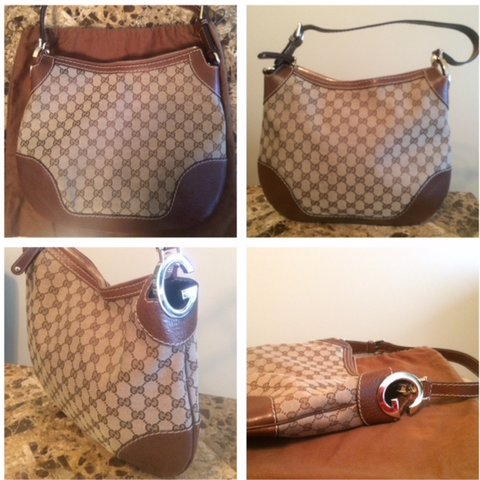 49806c4e2 @sunny143. 4 years ago. Bountiful, UT, USA. Brand new Gucci Canvas purse ...