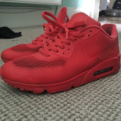 newest 8fa01 59bc4 Air max 90 hyperfuse Crimson- 0