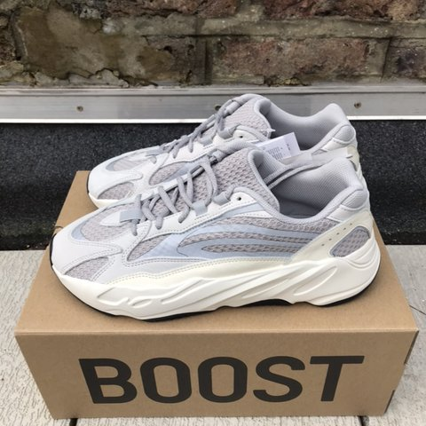 72259a05c @_maxsharp. 4 months ago. London, United Kingdom. Yeezy Boost 700 v2 static  in UK size 9. Brand new ...