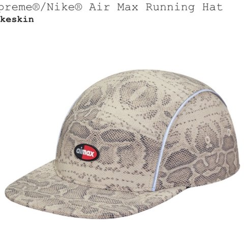 1c13c294 @k_g_b. 3 years ago. London, UK. WTS Supreme X Nike air max running hat.