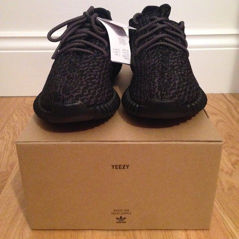 61175a12ff5 ... low cost adidas yeezy boost 350 pirate black 2.0 size 9 uk 9.5 depop  f68b1 29532
