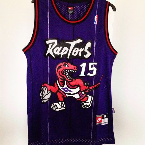 ae63adbcc Ultimate vintage NBA jersey! The very best unique TORONTO - - Depop