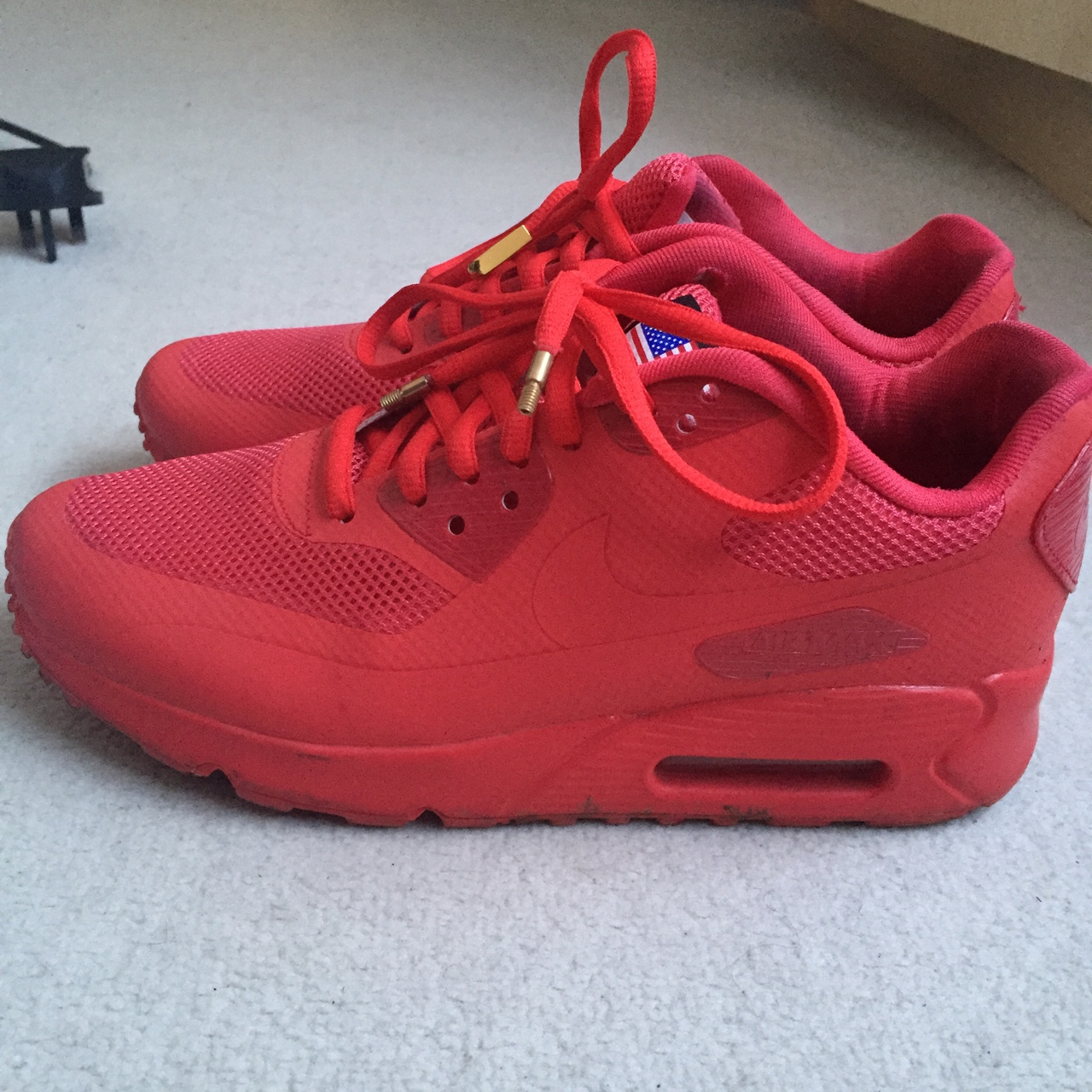 Nike Air Max 90 Independence Day's (REPLICAS). Size