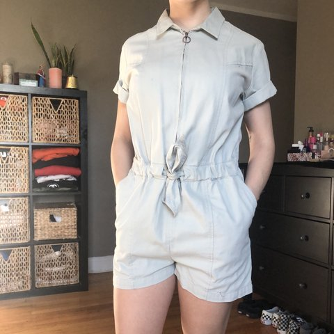 fc636e4b80d BDG shorts jumpsuit with waist tie Brand new
