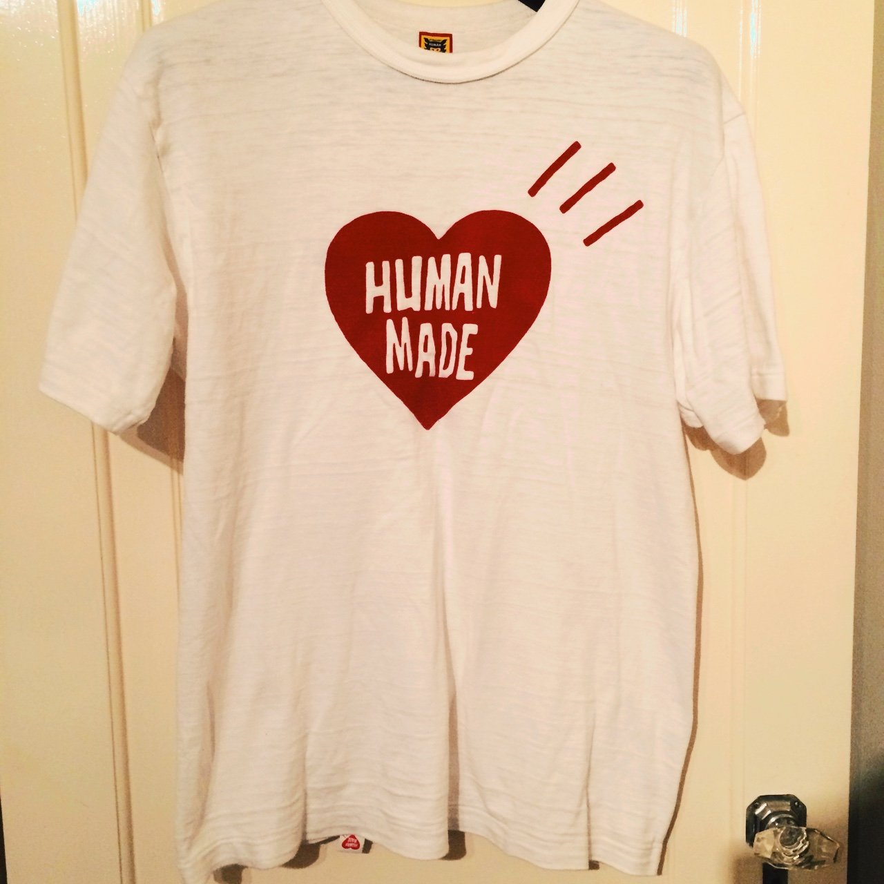 A Classic Human Made Tee Disappointed To Sell It But It On Depop