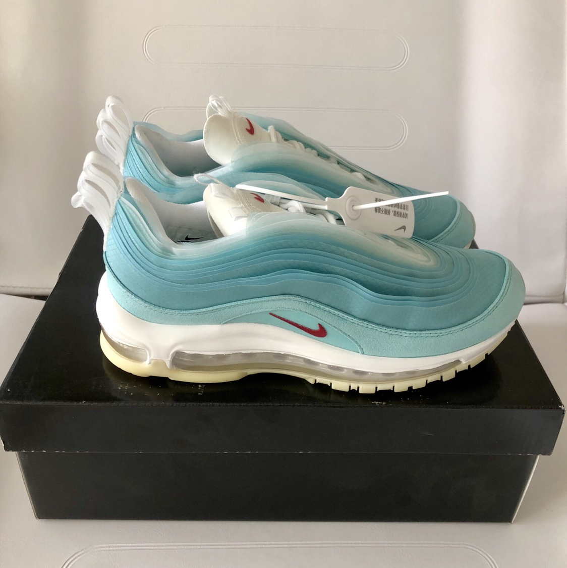 Air Max '97 Mirrored Gate (Official Video) YouTube