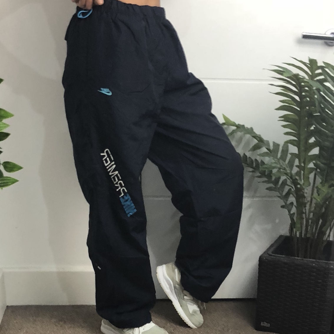baggy nike tracksuit