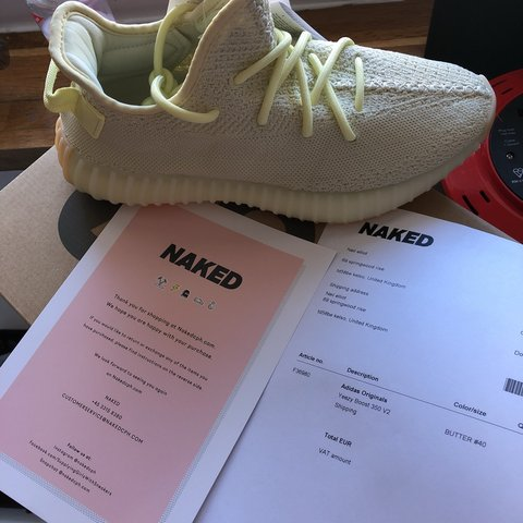 c47a82482  neilelliot67. 9 months ago. United Kingdom. adidas yeezy boost 350 v2  butter size uk 6.5 ...