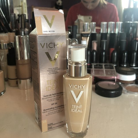 New Box Brand Depop Never Teint Vichy Ideal In Opened Foundation vNnm80w